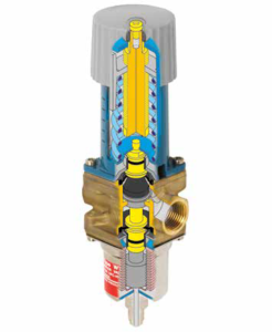 WVFX/WVO/WVS – Pressure operated water valve