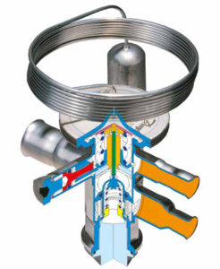 TUA/TUAE/TCAE – Thermostatic expansion valves