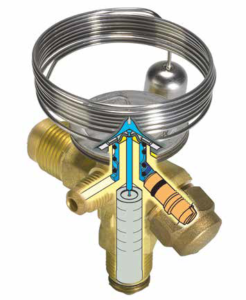 T 2 / TE 2 – Thermostatic expansion valves