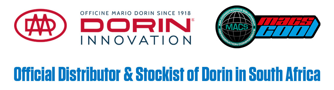 MACSCool is the official distributor of Dorin in South Africa